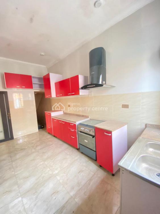 Exclusive 4 Bedroom Semi Detached, Ajah, Lagos, Semi-detached Duplex for Sale