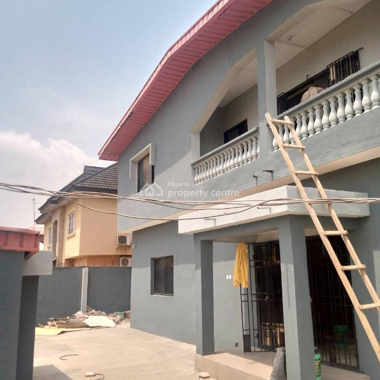 3 Bedroom Flat All Room Ensuite, Up and Down, Ajao Estate, Isolo, Lagos, House for Rent