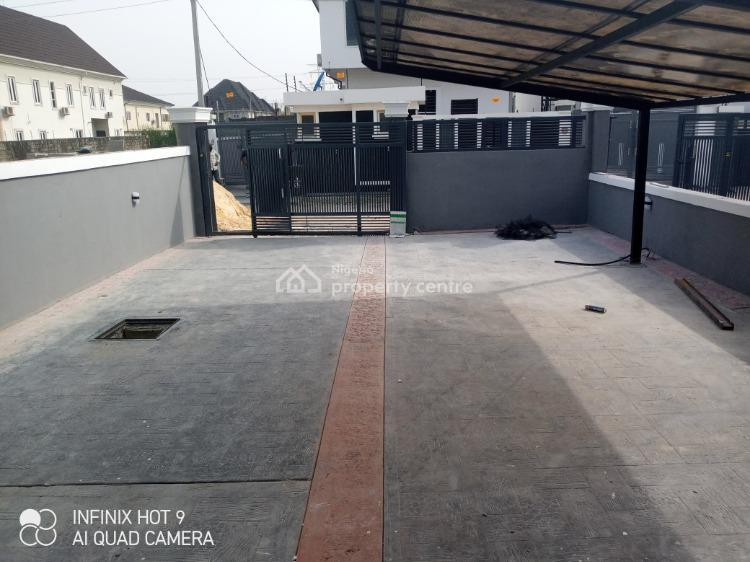 Luxury 5 Bedroom Duplex with Bq, Ajah, Lagos, Detached Duplex for Sale