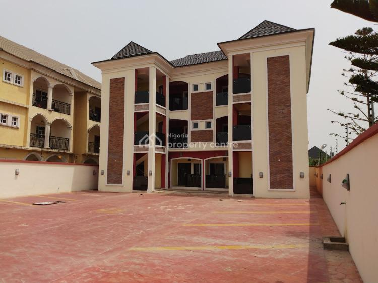 Brand New Well Finished Blocks of 2 Bedroom Serviced Apartments, Palm Crescent Estate, Ajah, Lagos, Flat for Sale