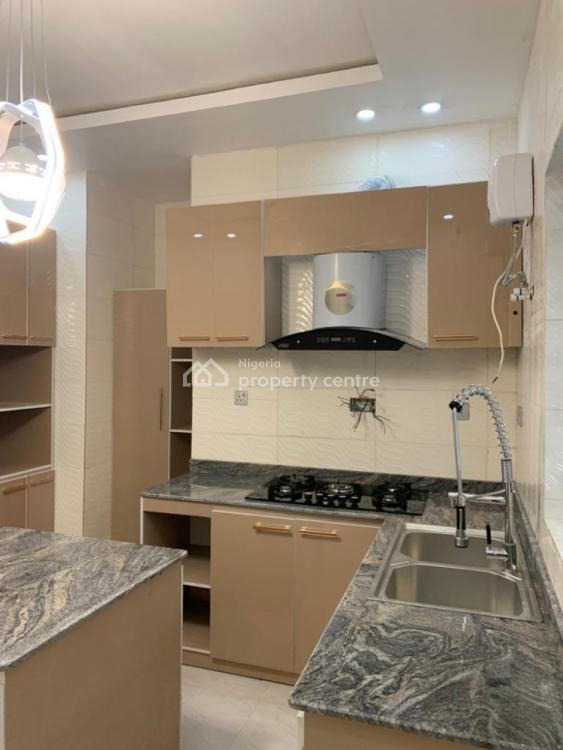 4 Bedroom Sami Detached with Bq, Westend Estate, Lekki County Homes, Lekki, Lagos, Semi-detached Duplex for Sale