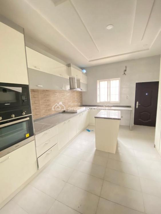 a Newly 4 Bedroom Built Semi Detached Duplex in a Serviced Estate/bq, Victoria Crest Homes, Orchidd Road, Lekki, Lagos, Semi-detached Duplex for Rent