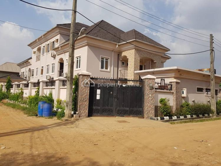a Block 4 Units of 3 Bedroom Flat and a Room & Parlour Bq, Ajao Estate, Isolo, Lagos, Block of Flats for Sale