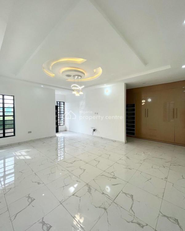 4 Bedroom Semi-detached with Bq, Chevron Tollgate, Lekki, Lagos, Semi-detached Duplex for Sale