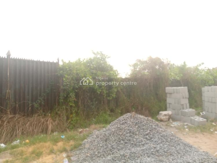2 Big Plots of Land, Sangotedo, Ajah, Lagos, Mixed-use Land for Sale