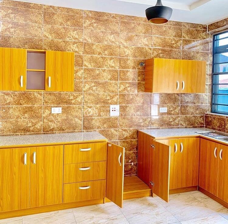 Serviced 2 Bedroom Apartment, Salem, Lekki, Lagos, Flat for Rent
