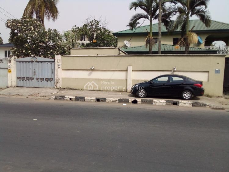 5 Bedroom Duplex + 2 Room Bq in a Commercial Hub, Gra, Ikeja, Lagos, Detached Duplex for Rent