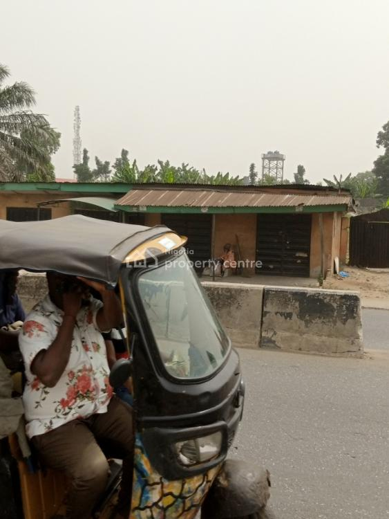 4 Plots of Land, Okota Road, Okota, Isolo, Lagos, Commercial Land for Sale
