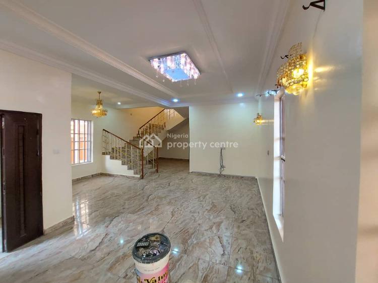 4 Bedroom Fully Detached Duplex I, Chevron Axis, Lekki, Lagos, Detached Duplex for Rent