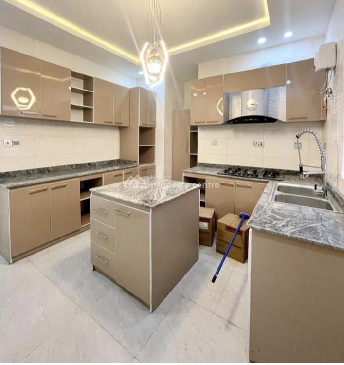 Luxury 4 Bedrooms Duplex with Bq, Ikota, Lekki, Lagos, Semi-detached Duplex for Sale