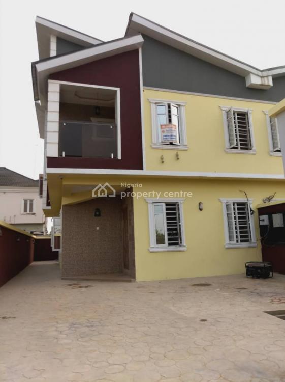Brand New 4 Bedroom Semi Detached Duplex, Isheri-north Gra, Opic, Isheri North, Lagos, Semi-detached Duplex for Sale