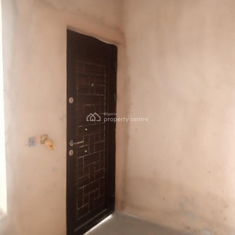 Newly Built 2 Bedroom Flat Apartment Carcass, Salem, Ikate Elegushi, Lekki, Lagos, Flat / Apartment for Sale