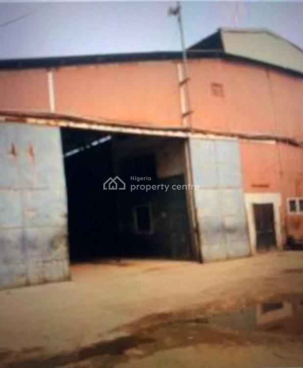 Warehouse Surrounded By Shops, Ajangbadi, Ojo, Lagos, Warehouse for Sale