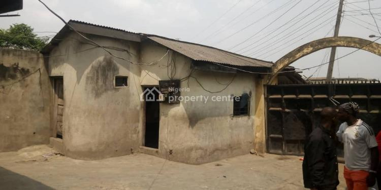 a Demolishable Building with 3 Numbers of 2 Bedroom and More, Ibikunle Street, Mile 12, Kosofe, Lagos, Block of Flats for Sale