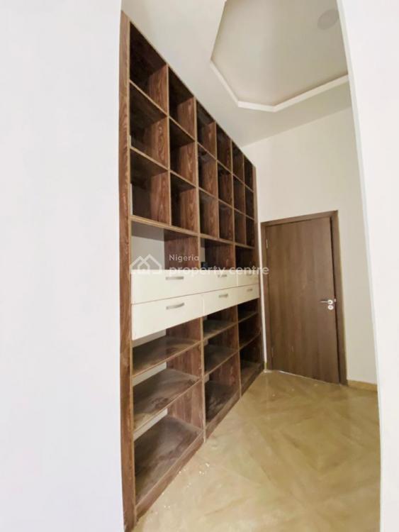 5 Bedrooms Fully Detached Duplex with Swimming Pool and Bq, Chevron Alternative, Lekki Phase 2, Lekki, Lagos, Detached Duplex for Sale