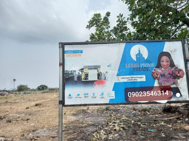 Residential Land, Lekki Free Trade Zone, Ibeju Lekki, Lagos, Mixed-use Land for Sale