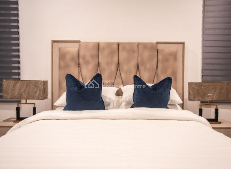 Luxury 4 Bedroom House with Pool, Banana Island, Ikoyi, Lagos, Detached Duplex Short Let