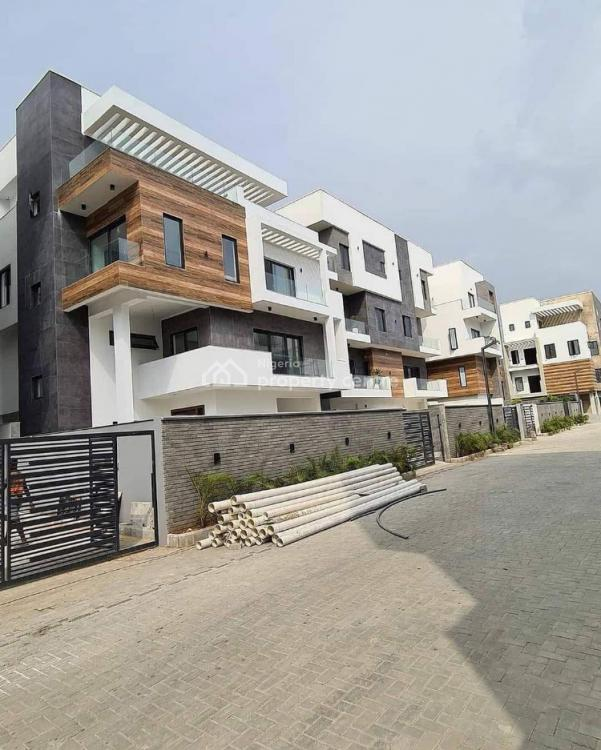 Exquisitely Finished 5 Bedroom Detached House with Beautiful Ambience, Banana Island, Ikoyi, Lagos, Detached Duplex for Sale