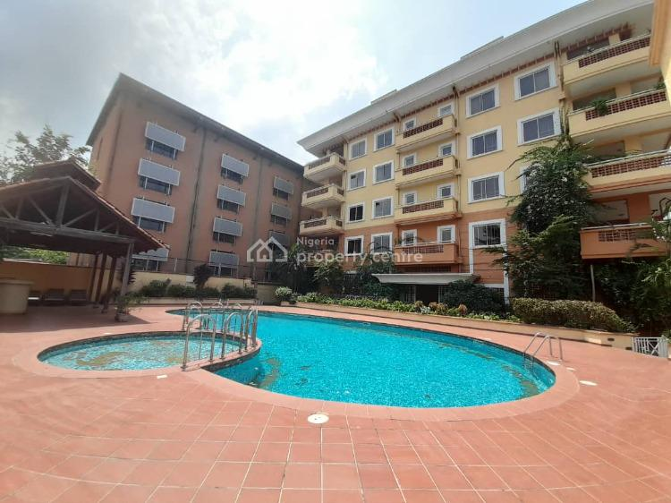 3 Bedroom Serviced Apartment with a Bq, Lift, Pool, Fitted Kitchen, Old Ikoyi, Ikoyi, Lagos, Flat for Rent