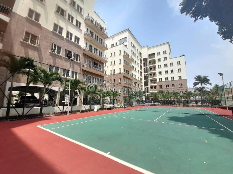 3 Bedroom Apartment with a Maids Room, Swiming Pool, Gym, Gerrard, Ikoyi, Lagos, Flat for Rent