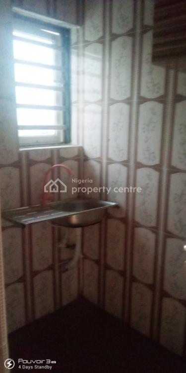 Spacious Mini Flat, Awofala Street, Akoka, Yaba, Lagos, Mini Flat for Rent