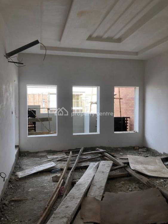 Brick Inspired 4 Bedroom Luxury Home, Jahi, Abuja, Terraced Duplex for Sale