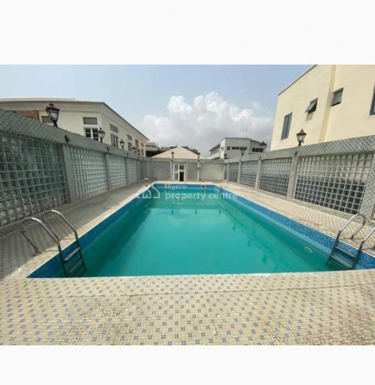 Luxury 3 Bedroom Flats with Bq Modern Facility., Cole Avenue, Lekki Phase 1., Lekki Phase 1, Lekki, Lagos, Flat for Rent