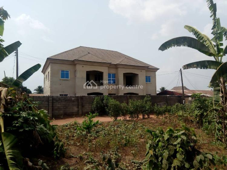 Newly Built One Storey Building, Isieke, Umuahia, Abia, Block of Flats for Sale