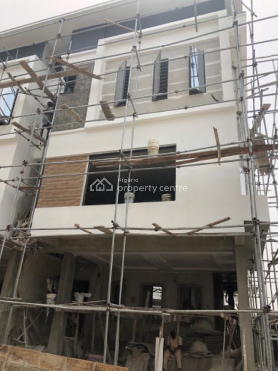 4 Bedrooms Terraced Duplex, Ikate, Lekki, Lagos, House for Sale