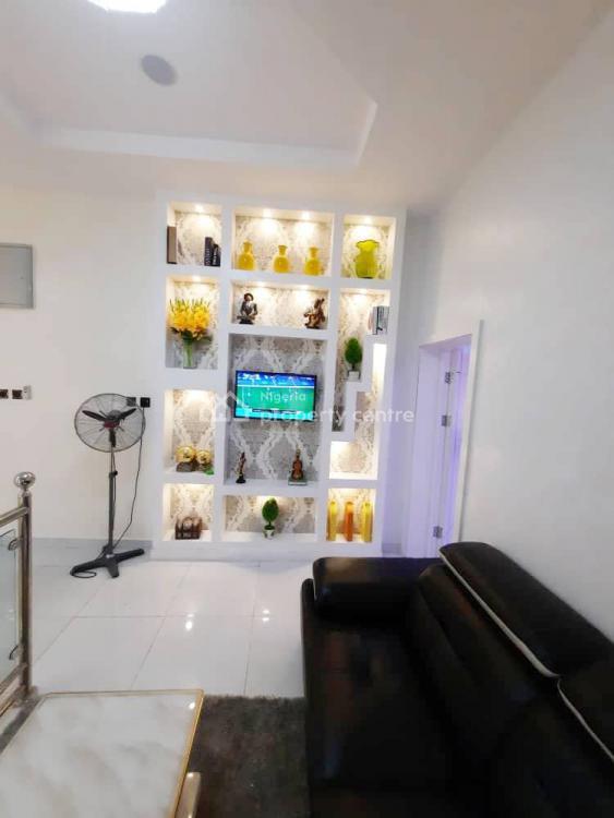 5 Bedrooms Luxury Fully Detached Residence, Chevron Drive, Lekki Expressway, Lekki, Lagos, Detached Duplex for Sale