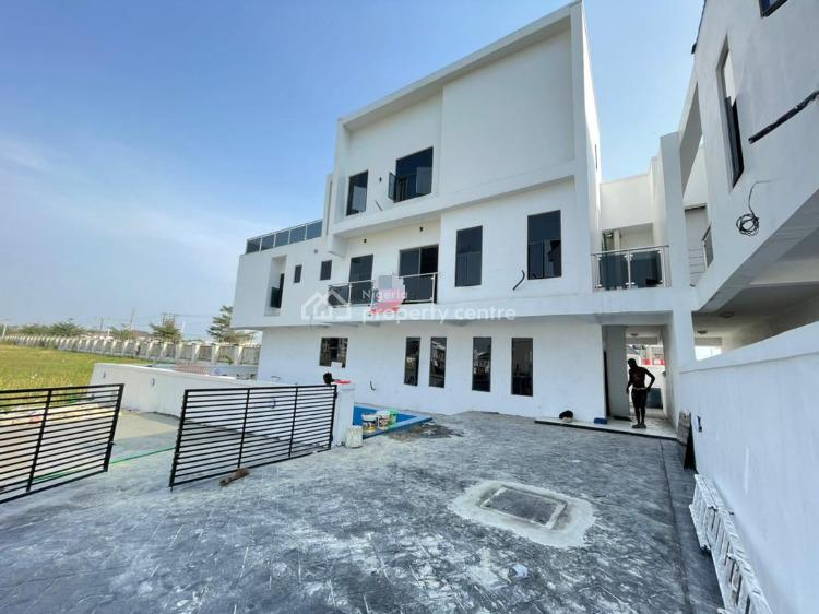 Exquisitely Finished Spacious Mansion with Pool in Gated Estate, 2nd Tollgate, Lekki Phase 2, Lekki, Lagos, Detached Duplex for Sale