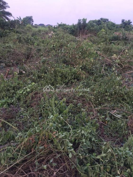 Bare Land of 100ft By 120ft, Okha Community By Biu, Off Sapele Road, Benin, Oredo, Edo, Residential Land for Sale