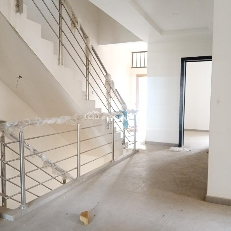 Brand New 4 Bedroom Terrace Duplex with a Private Compound, Ikate, Lekki, Lagos, Terraced Duplex for Sale