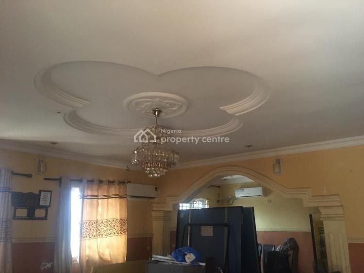 Stylish 4 Bedroom Bungalow with a 2 Mini Flat Set Back, Ikorodu, Lagos, Detached Bungalow for Sale