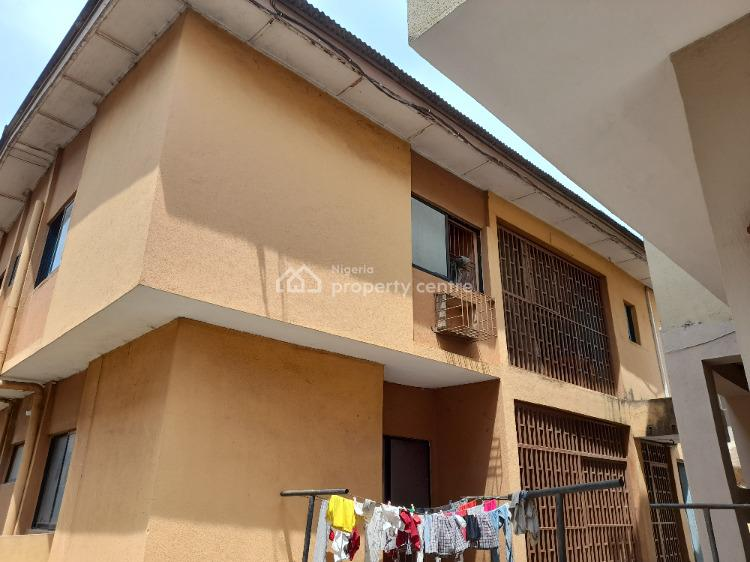 4 Bedroom Duplex and a Block of 2 Number of 3 Bedroom Flat, 13 Demure St Off Ailegun Road, Ejigbo, Lagos, Detached Duplex for Sale