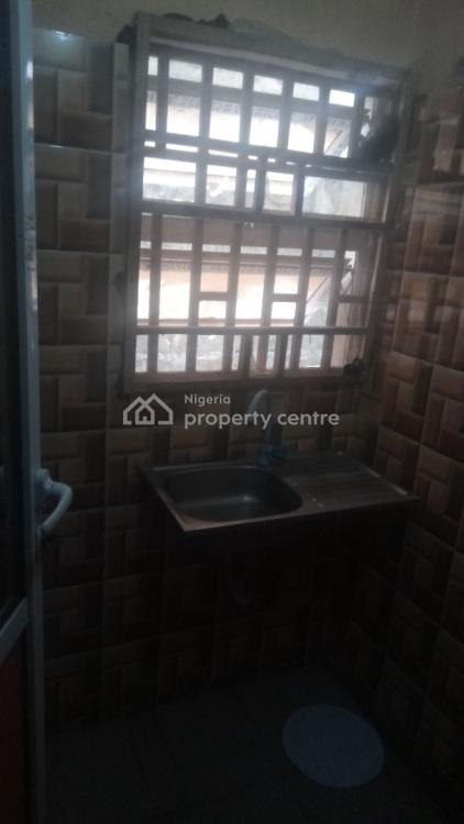 a Room Self Contained, Marshy Hill Estate, Addo Road, Ado, Ajah, Lagos, Self Contained (single Rooms) for Rent