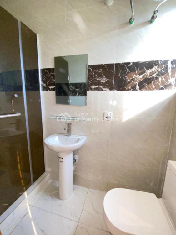 Brand New 4 Bedroom Semi-detached Duplex with 1 Room Bq, Ikota Gra, Lekki, Lagos, Semi-detached Duplex for Rent