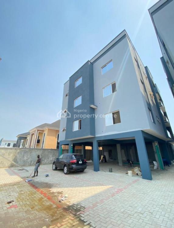 Well Finished 2 Bedroom Apartment, Orchid Hotel Road, Lekki Phase 2, Lekki, Lagos, Flat for Rent