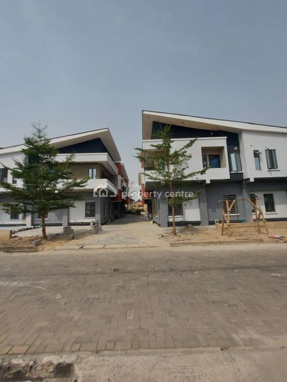 Luxury 4 Bedroom Fully Detached Duplex, Chevron Toll Gate, Lekki, Lagos, Detached Duplex for Sale