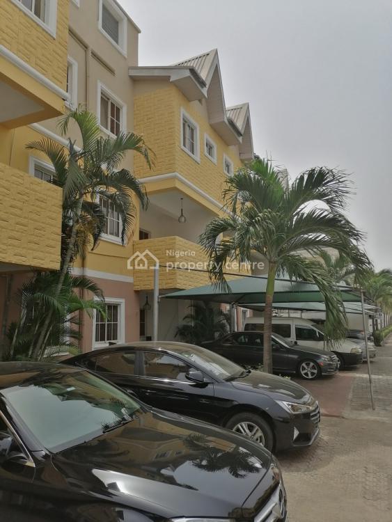 Luxury 4 Bedrooms Terraced House Plus Bq, Parkview Estate, Ikoyi, Lagos, Terraced Duplex for Sale