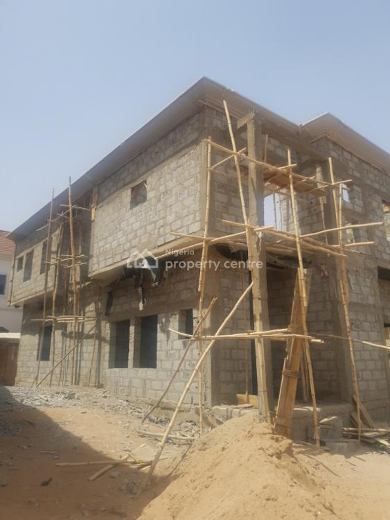 4 Bedroom in a Beautiful Estate, Biltmore Garden Estate, Lugbe District, Abuja, Detached Duplex for Sale