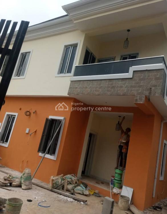 4 Bedroom Duplex Omole2, Omole Phase 2, Ikeja, Lagos, Semi-detached Duplex for Sale