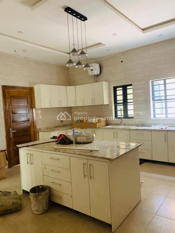 5 Bedroom Fully-detached Duplex with Swimming Pool and Bq, Megamound Estate, Lekki, Lagos, Detached Duplex for Sale