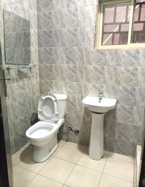 Nice and Standard Service Mini Flat with Visitors Toilet, Agungi, Lekki, Lagos, Mini Flat for Rent