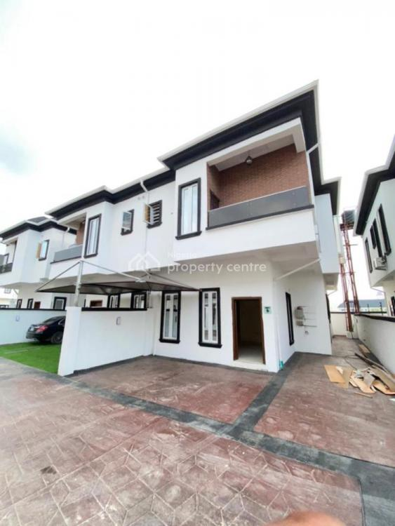 Brand New 4 Bedrooms Semi Detached Duplex with Bq, Ikota Villa, Ikota, Lekki, Lagos, Semi-detached Duplex for Rent