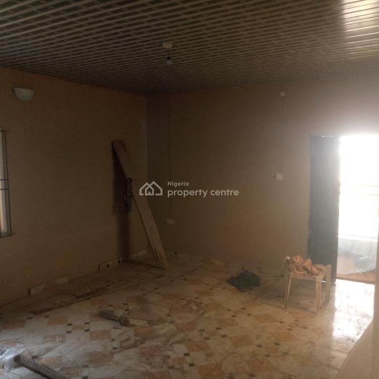 Newly Built Spacious 2 Bedroom Flat 1 Toilet 1bath, Akobi Crescent, Surulere, Lagos, Flat for Rent
