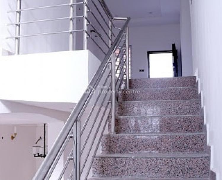 Tastefully Built Well Finished 4 Bedroom Semi Detached Duplex, Beside Vgc, Lekki Phase 2, Lekki, Lagos, Semi-detached Duplex for Sale