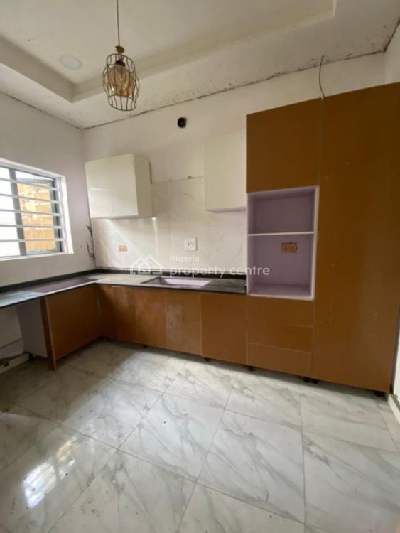 4 Bedroom Terrace Duplex with 24hrs Electricity, Chevron, Lekki, Lagos, Terraced Duplex for Rent