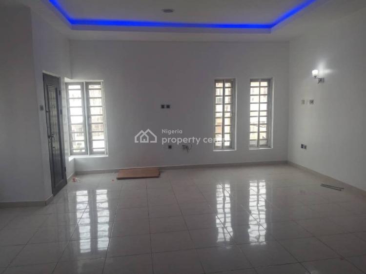 4 Bedroom Semi Detached Duplex with Bq, Chevron Drive, Lekki, Lagos, Semi-detached Duplex for Rent