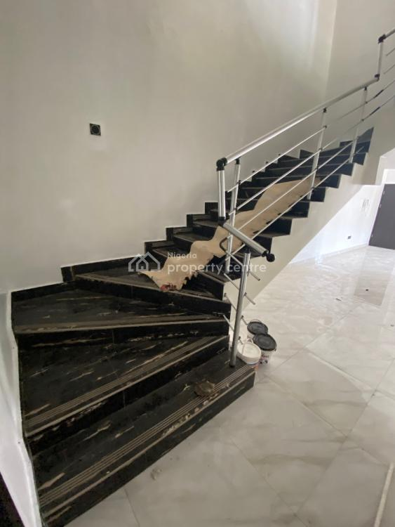 Newly Built 4 Bedroom Semi Detached Duplex with B. Q, Osapa, Lekki, Lagos, Semi-detached Duplex for Rent